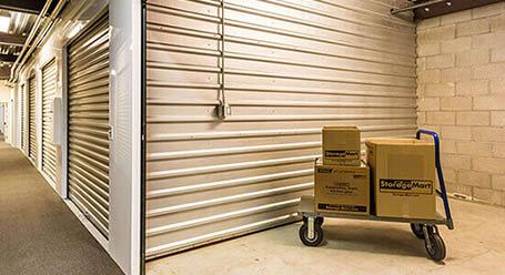 StorageMart en Redick Avenue en Omaha Control climático