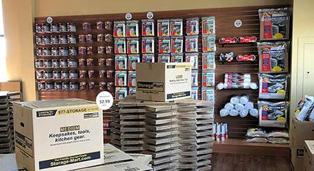StorageMart en Scott Circle en Omaha unidades de almacenamiento