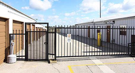 StorageMart en SE Delaware Ave en Ankeny Acceso Privado