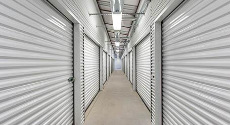 StorageMart en SE Delaware Ave en Ankeny Control climático