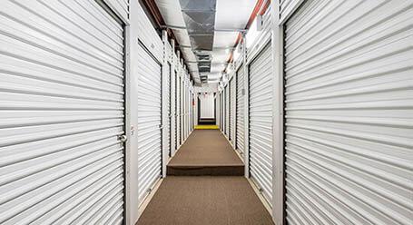StorageMart en SE Miehe Dr en Grimes Control climático