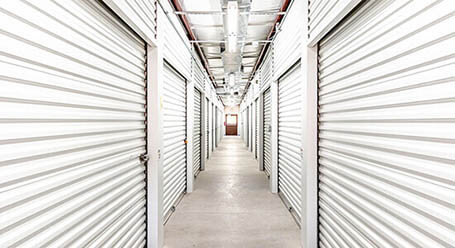StorageMart en South 13th Street en West Des Moines Control climático