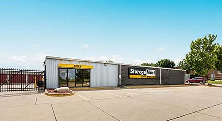 StorageMart en South Ankeny Boulevard en Ankeny instalación de almacenamiento