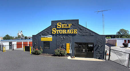 StorageMart en South Enterprise en Olathe Almacenamiento