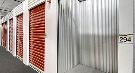 StorageMart en Southwest 40th street en Miami Control climático