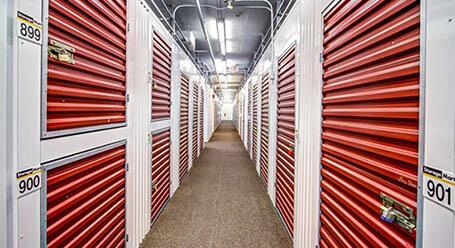 StorageMart en SW 2nd Ave en Brickell Control climático