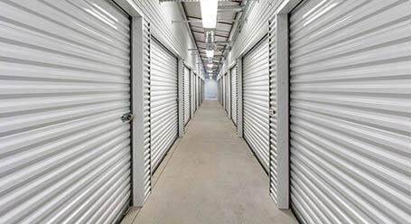 StorageMart en SW 37th St en Grimes Control climático
