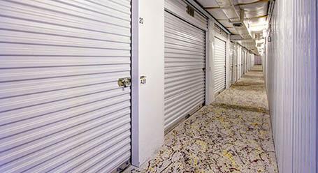 StorageMart en Third St en Key-West Control climático