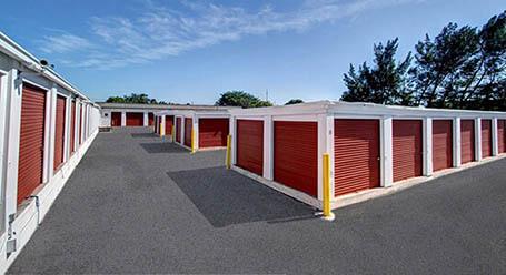 StorageMart en Third St en Key-West unidades de almacenamiento
