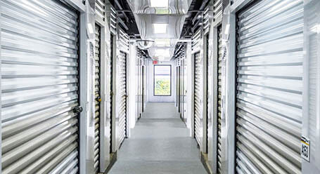 StorageMart en Thousand Oaks Drive en San Antonio Control climático