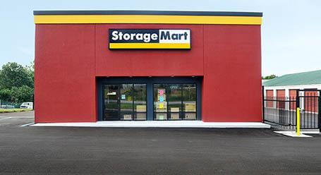 StorageMart en US Highway 40 en Blue Springs almacenamiento