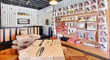 StorageMart en W 134th Pl en Olathe instalación de almacenamiento