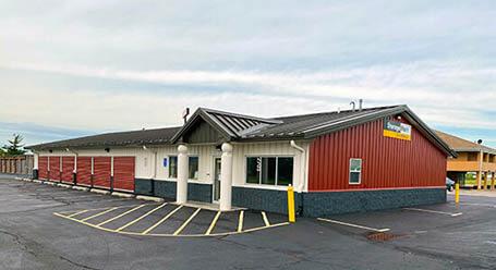 StorageMart en W O St en Lincoln Almacenamiento