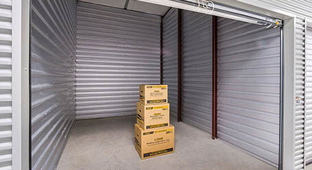 StorageMart en W O St en Lincoln Control climático