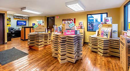 StorageMart en W O St en Lincoln instalación de almacenamiento