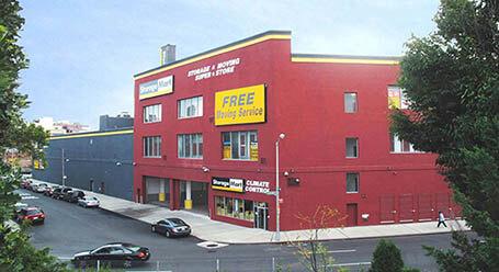 StorageMart en Wallabout Street en Brooklyn Almacenamiento
