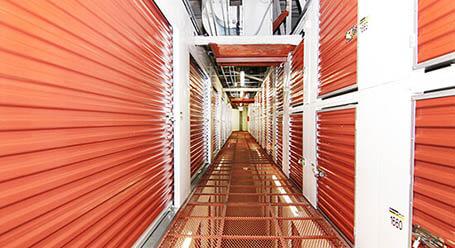 StorageMart en Wallabout Street en Brooklyn Control climático