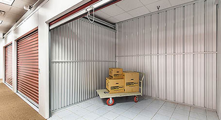 StorageMart en West 91st Street en Overland Park Control climático