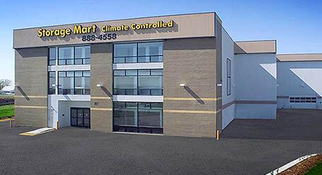 StorageMart en West 95th Street en Lenexa Almacenamiento