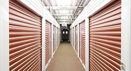 StorageMart en West 95th Street en Lenexa Control climático