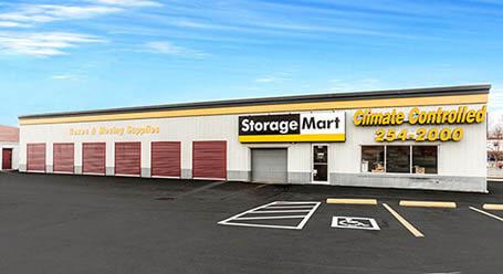 StorageMart en Winchester Road en Lexington Almacenamiento