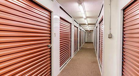 StorageMart en Winchester Road en Lexington Control climático