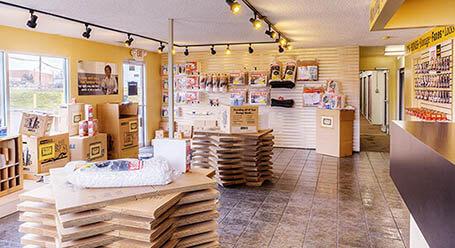 StorageMart en Winchester Road en Lexington instalación de almacenamiento
