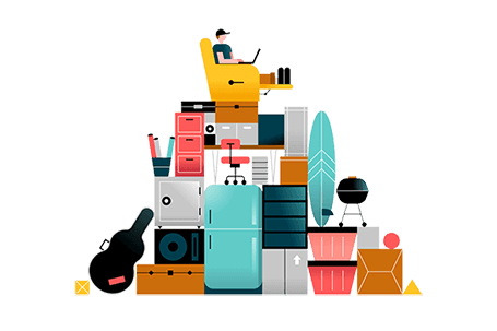 StorageMart Instalaciones de almacenamiento