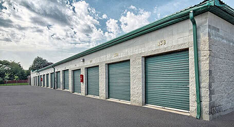StorageMart Middlefield Road in Scarborough Commercial Storage Units