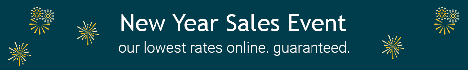 StorageMart Discounts: New Year Sales Event