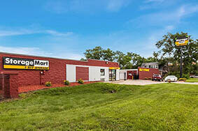 North Des Moines climate control storage