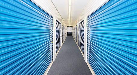 StorageMart on 11th Street West in Saskatoon Interior Heated Units