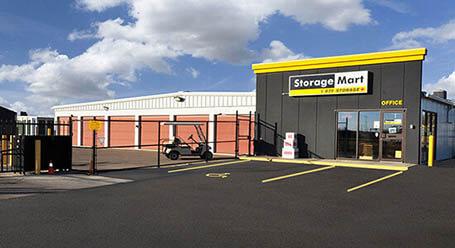 StorageMart on 11th Street West in Saskatoon Self Storage