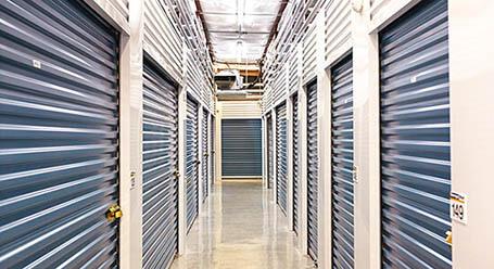 StorageMart on 127 St NW in Edmonton Interior Heated Units