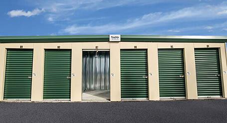 StorageMart on 15 St East in Okotoks Drive-Up Units