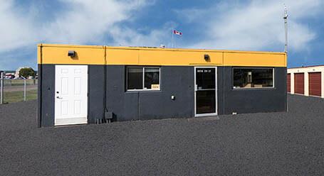 StorageMart on 214th Street in Edmonton Self Storage