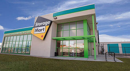 StorageMart on 42 ave SW in Calgary Self Storage