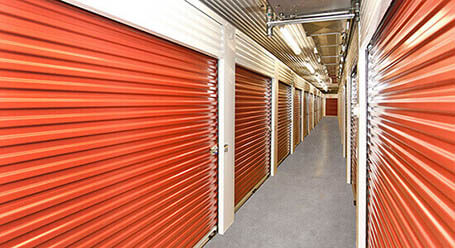 StorageMart on 52nd Street Southeast in Calgary Climate Controlled Units