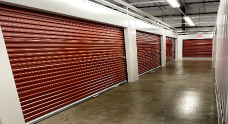 StorageMart on E 8th St in Kansas City Downtownt Storage