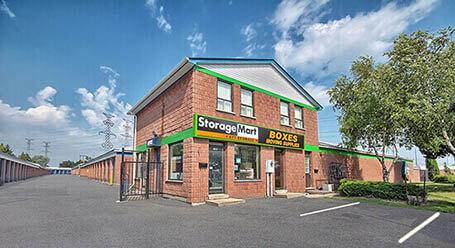 StorageMart on Alliance Rd in Pickering Self Storage