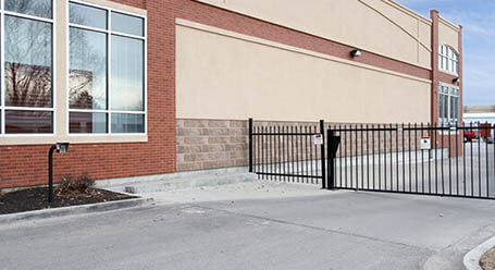 StorageMart on Antioch Road in Overland Park Gated Access
