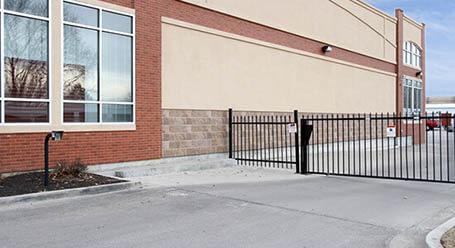StorageMart en Antioch Road en Overland Park Acceso privado