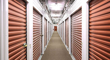 StorageMart on Antioch Road in Overland Park Climate Control Units