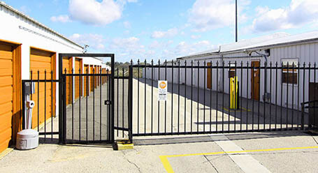 StorageMart on Armstrong Ave in Georgetown Gated Access