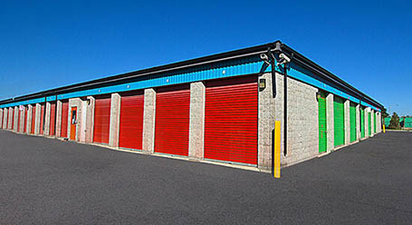 StorageMart on Arrow Road in North York Drive-Up Units