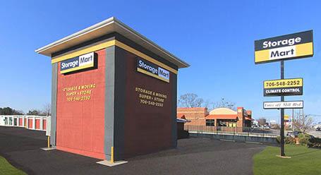 StorageMart on Atlanta Highway in Athens Self Storage