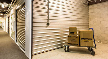 StorageMart on Baker Rd in Virginia Beach Climate Control Units