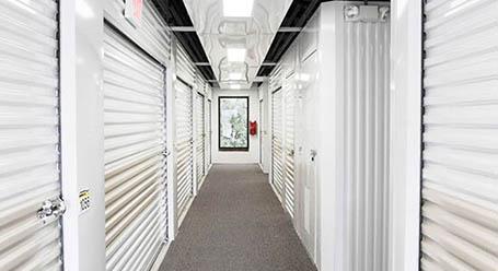 StorageMart en Bandera Road en Helote Control climático