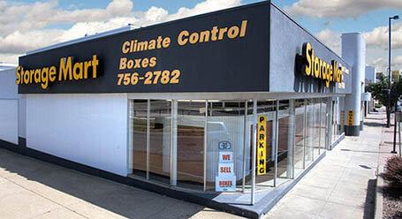 StorageMart on Broadway Blvd in Midtown Kansas City Self Storage