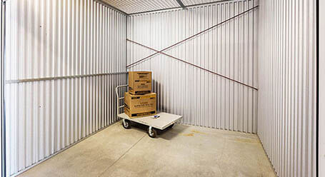 StorageMart on Church St in Lake Charles Climate Controlled Unit